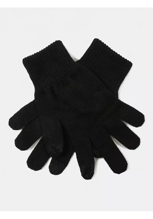 LEVIS Guantes Italy Negros