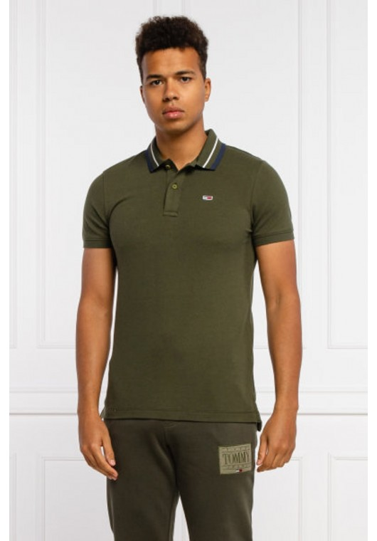 TOMMY HILFIGER Polo Tipped